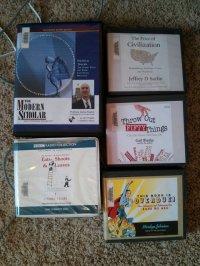 audiobooki - przykłady
