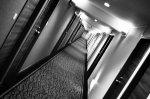 korytarz hotelowy